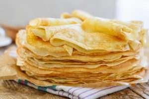 Млинці на вершках по-американськи (pancakеs)