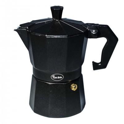 Гейзерна кавоварка Con Brio CB-6403