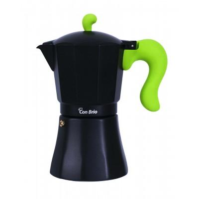 Гейзерна кавоварка Con Brio CB-6609