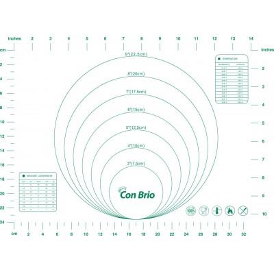 Силіконовий килимок Con Brio CB-675