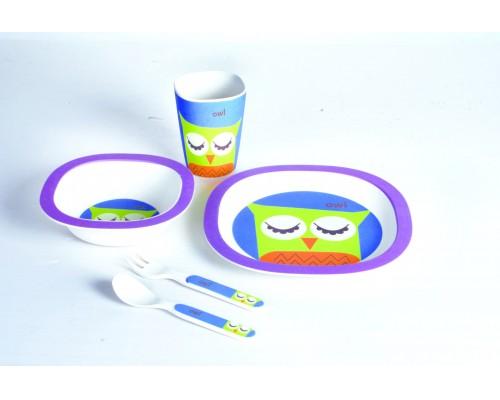 Набор посуды для детей Con Brio СВ-250
