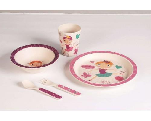 Набор посуды для детей Con Brio СВ-251