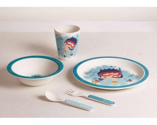 Набор посуды для детей Con Brio СВ-252