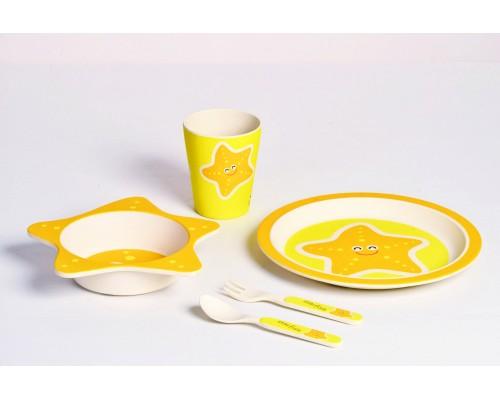 Набор посуды для детей Con Brio СВ-253