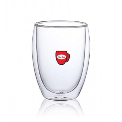 Набір склянок з подвійними стінками Con Brio CB-8335