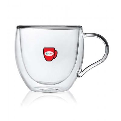 Набір чашок з подвійними стінками Con Brio CB-8625