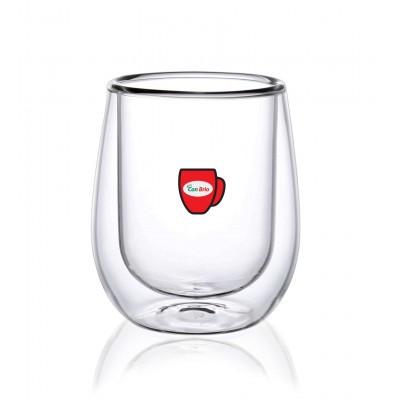 Набір склянок з подвійними стінками Con Brio CB-8720