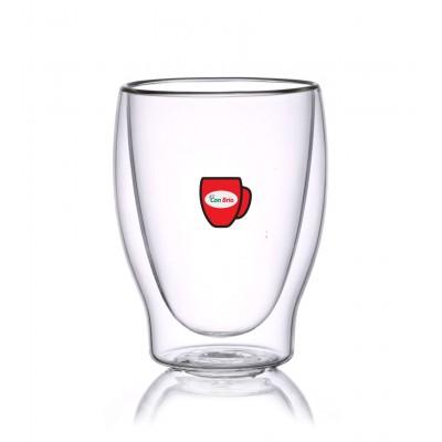 Набір склянок з подвійними стінками Con Brio CB-8831