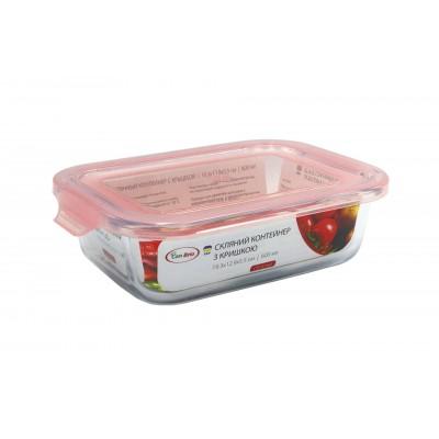 Скляний контейнер Con Brio CB-8160
