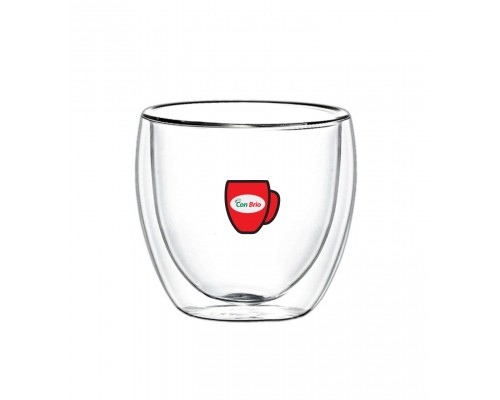 Набор стаканов с двойными стенками Con Brio CB-8325