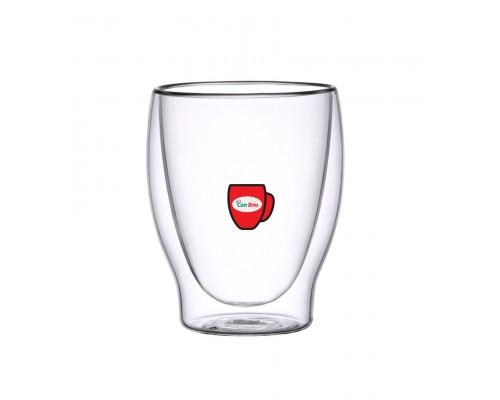 Набор стаканов с двойными стенками Con Brio CB-8826